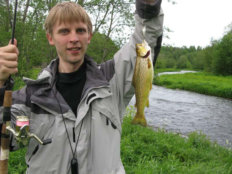 федор мухарев рыбалка