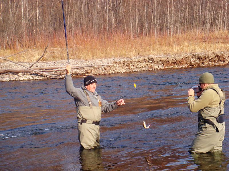 запрет на рыбалку дальний восток