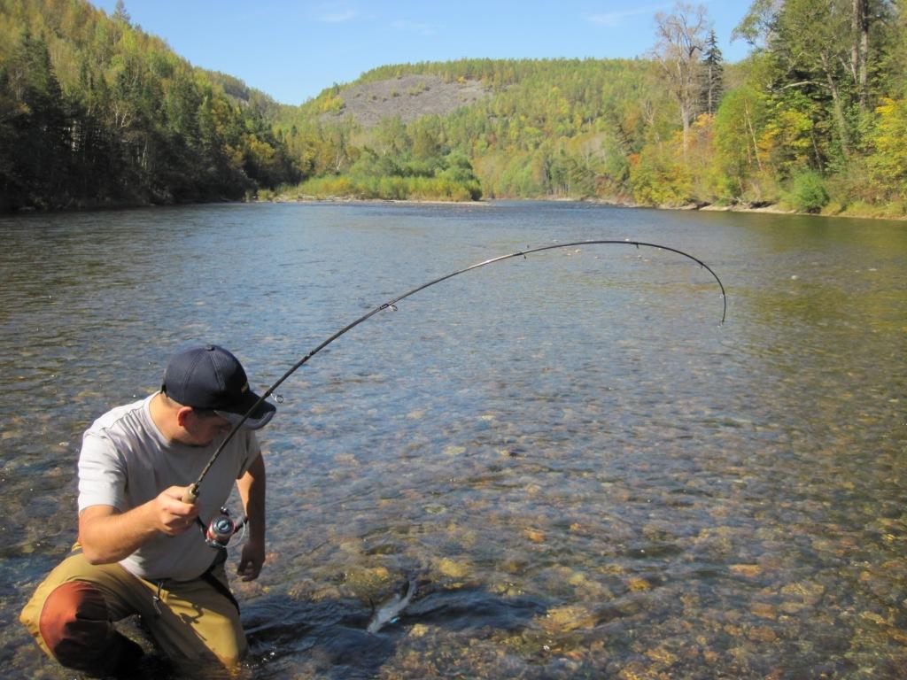 река аптала рыбалка