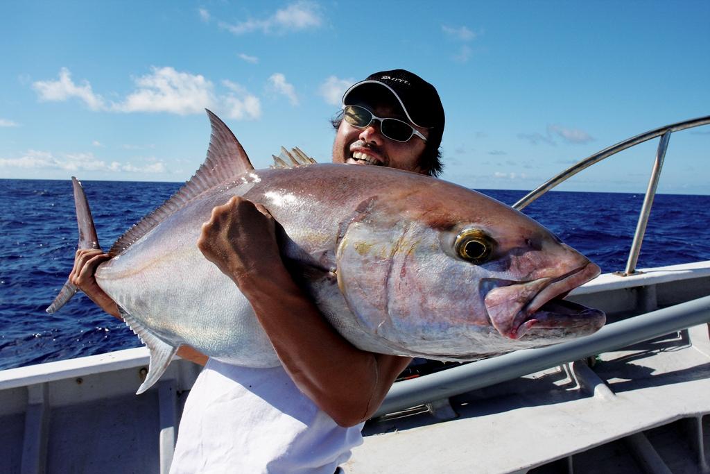 рыбалка видео ловля тунца